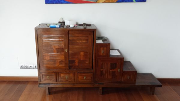 belle commode en bois 250 Le Tampon (97)