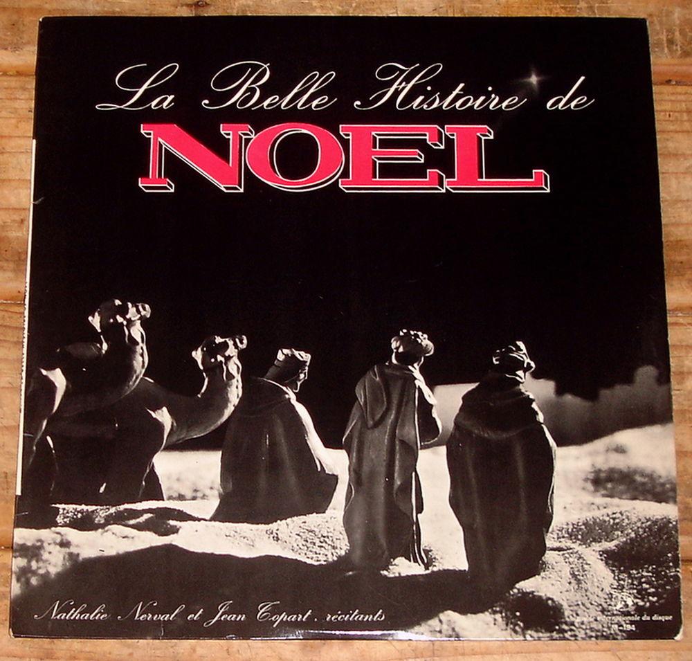 LA BELLE HISTOIRE DE NOËL 33t/25cm N.NERVAL-JEAN TOPART-1962 6 Tourcoing (59)