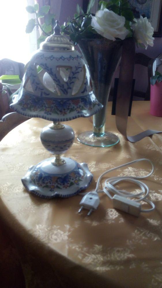 une belle lampe  de  bureau  ou  salon  ou autres   50 Roumare (76)