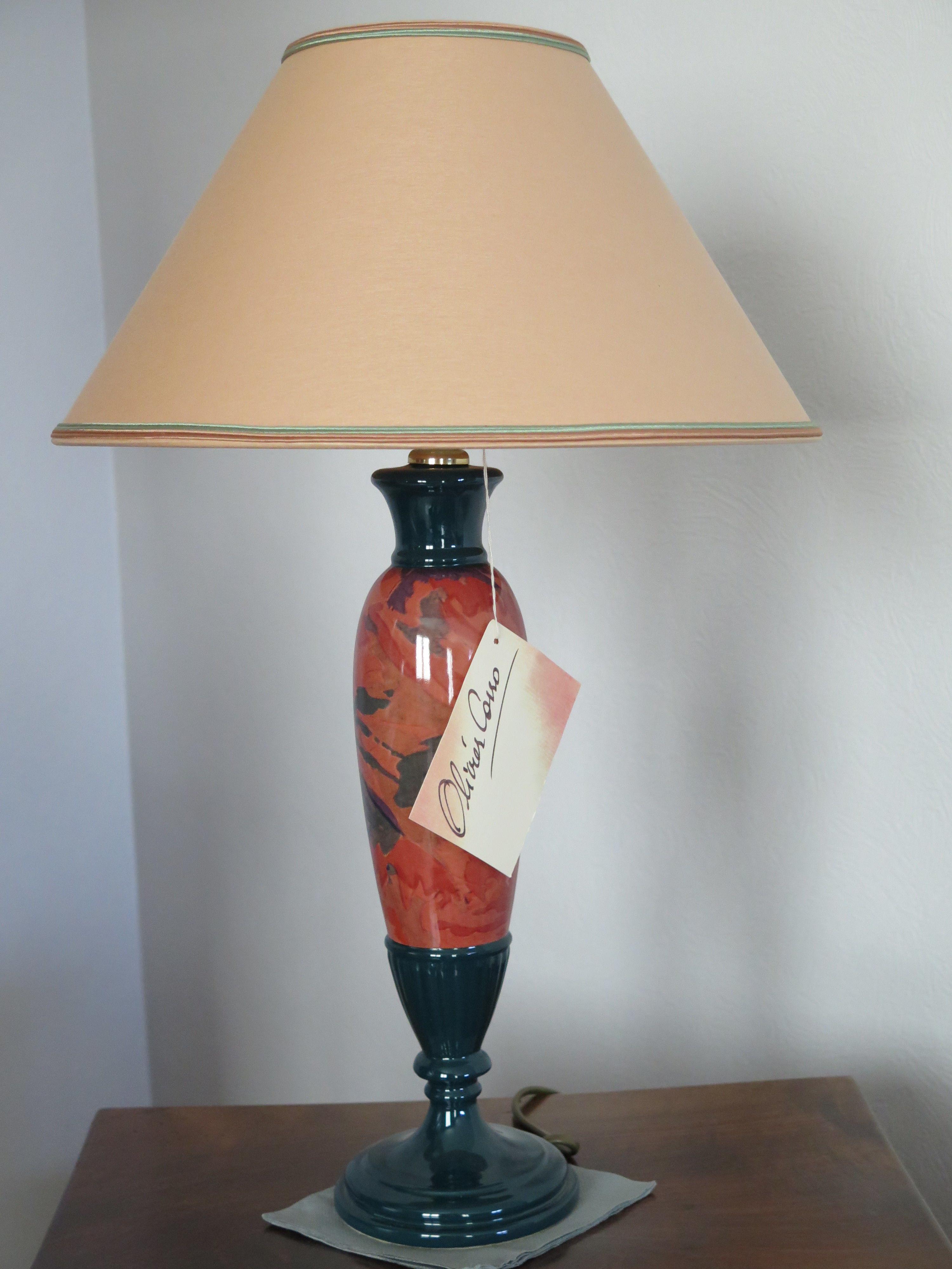Belle Lampe De Salon #12: Belle Lampe De Salon Signu0026eacute;e Olivier Carro Décoration