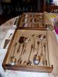 Belle ménagère Christofle, modèle cluny, 147 pièces. Cuisine