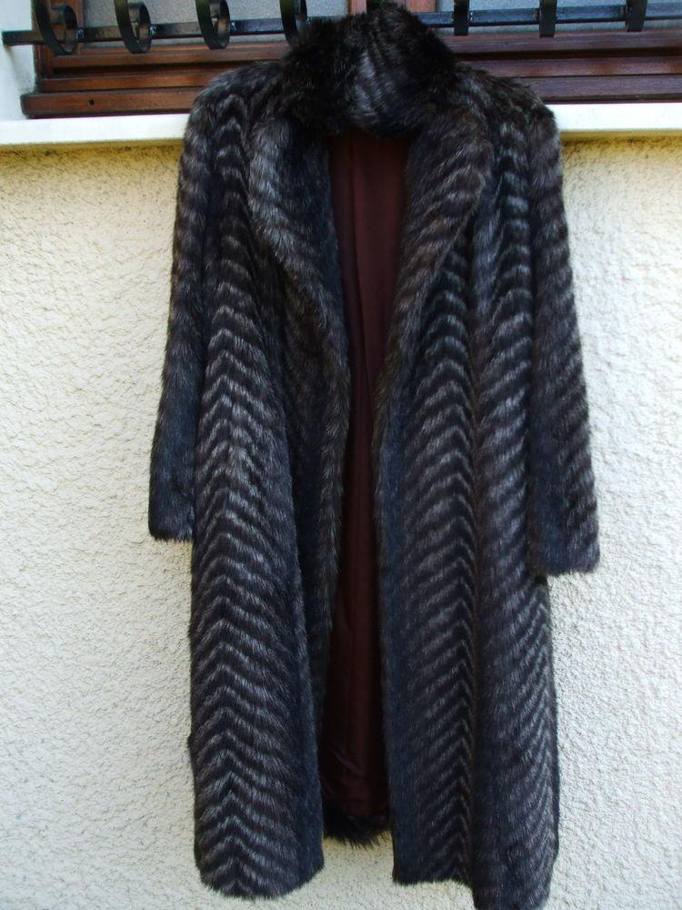 belle qualite   pour ce manteau imitation fourrure 60 Yvrac (33)