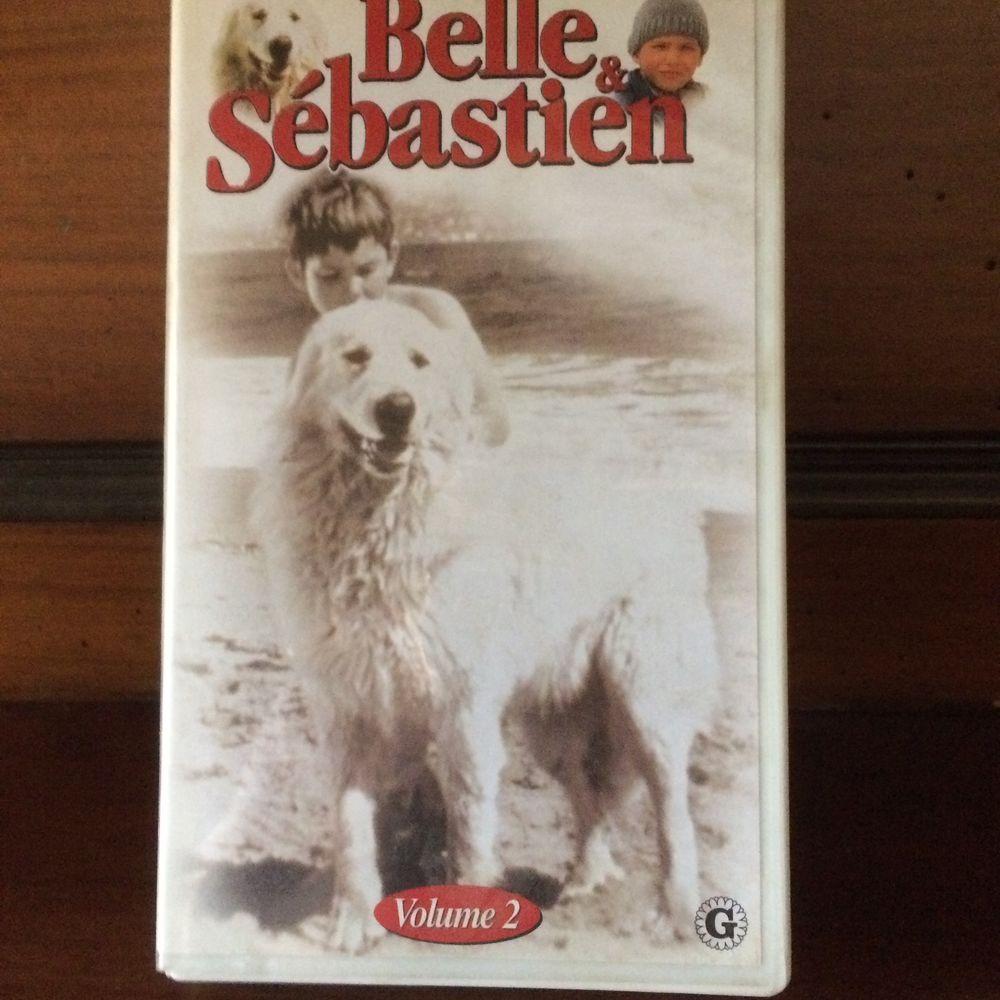 K7 Belle et Sébastien volume 2 Gaumont 3 Charnay (69)