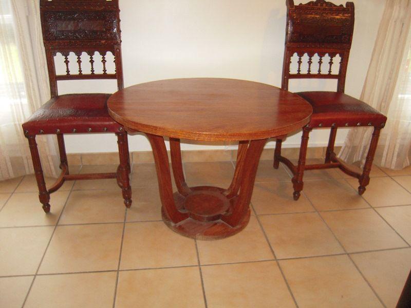 Belle table  basse  en bois massif  140 Saint-Vallier-de-Thiey (06)
