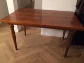 Belle table en bois massif vernie 200 Paris 4 (75)