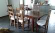 BELLE TABLE CHENE MASSIF. Meubles