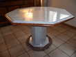 belle table marbre blanc Meubles