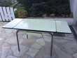 Belle table vintage en formica