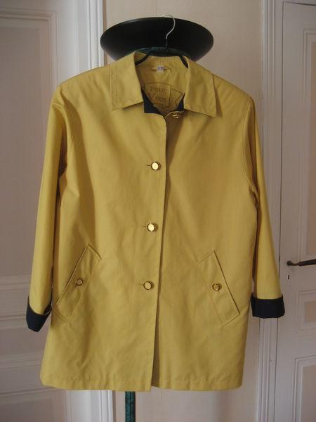 Belle veste imper DAXON état neuf T42 10 Nyons (26)
