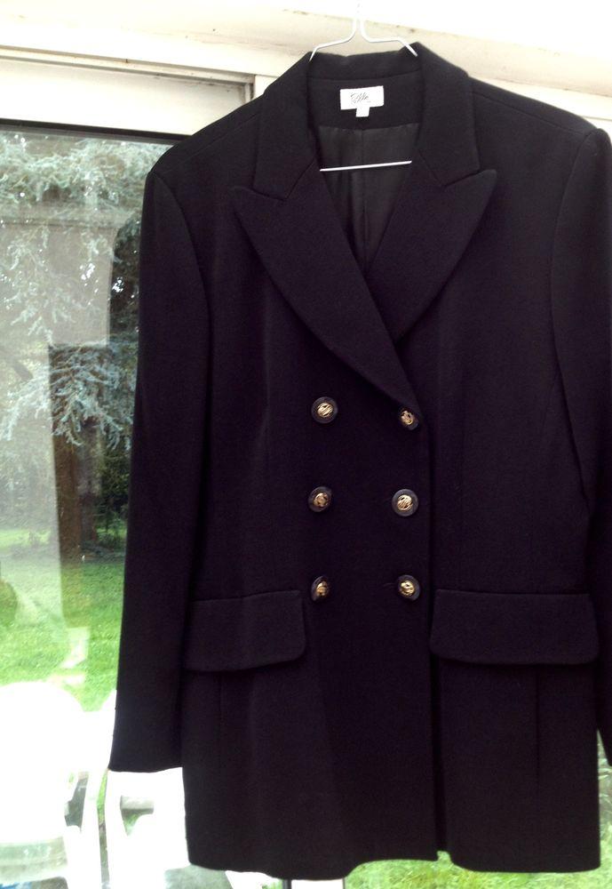 Belle veste   Pablo  noire 40  0 Pont-Audemer (27)