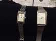 2 belles montres argentés pour femme