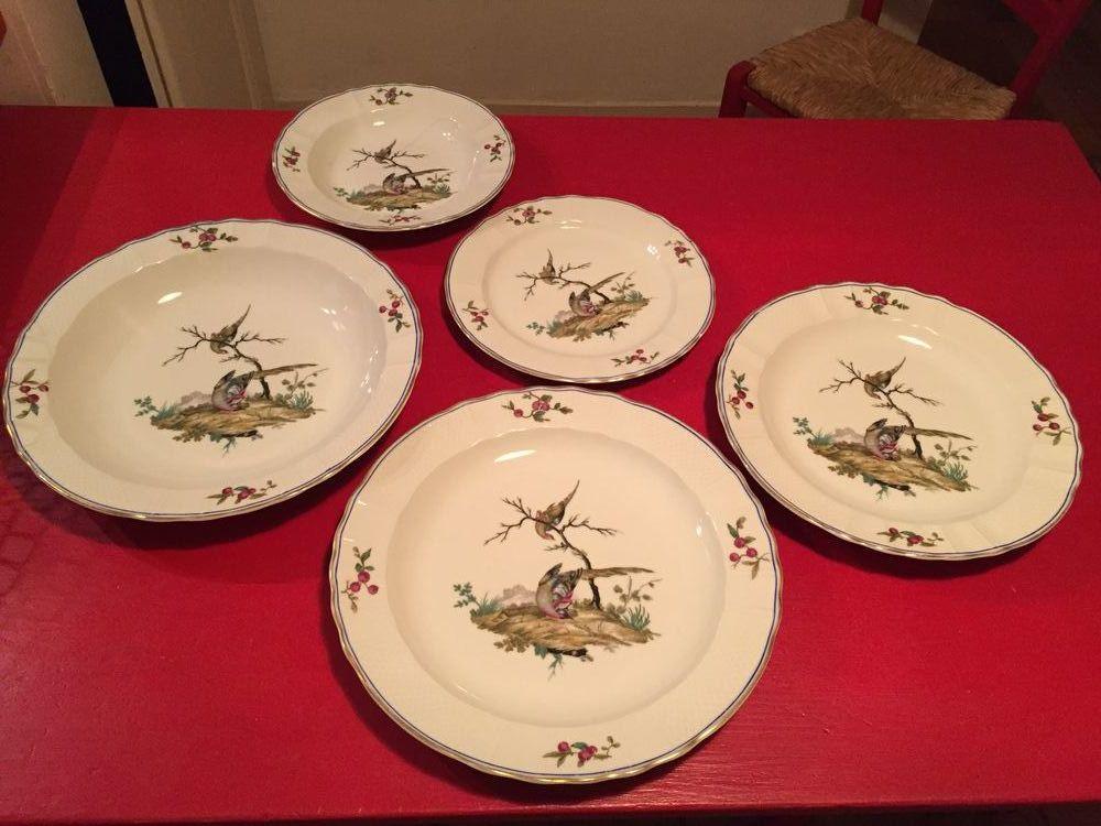 belles pièces de porcelaine Bernardaud de Limoges 200 Strasbourg (67)