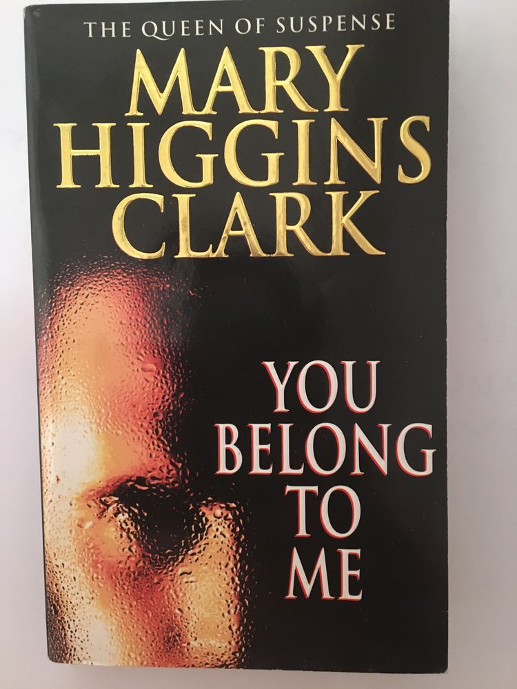 You belong to me de Mary Higgins Clark en anglais Livres et BD