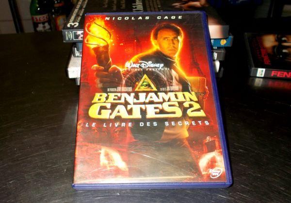 Dvd benjamin gates 2 le livre des secrets n cage 5 Monflanquin (47)