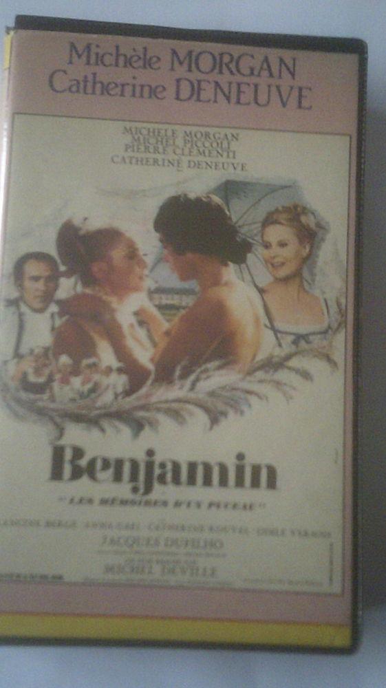 BENJAMIN   LES MEMOIRES D UN PUCEAU   0 Malo Les Bains (59)