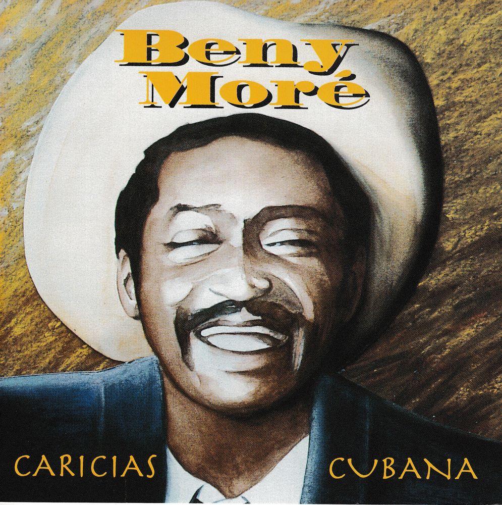 CD   Beny More?   -   Caricias Cubana 14 Antony (92)