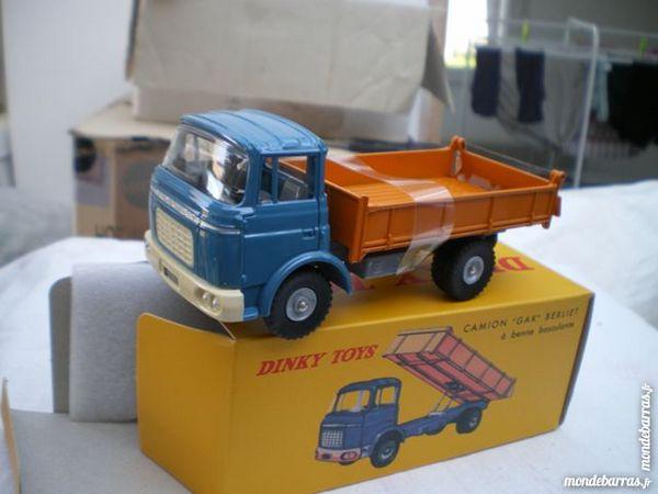 Berliet GAK benne Dinky Toys 585 Atlas Neuf Boite Jeux / jouets