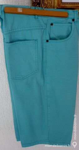 bermuda femme turquoise taille 38 6 Hyères (83)