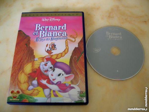DVD BERNARD et BIANCA AU PAYS DES KANGOUROUS N°35 DVD et blu-ray