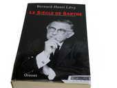 Bernard-Henri Lévy   LE SIÈCLE DE SARTRE.   2 Mazingarbe (62)