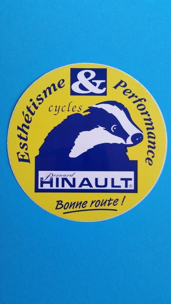 BERNARD HINAULT 0 Toulouse (31)