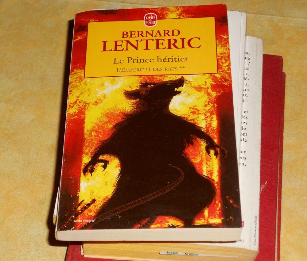 Bernard Lentric Le Prince héritier l'Empereur des rats 5 Monflanquin (47)