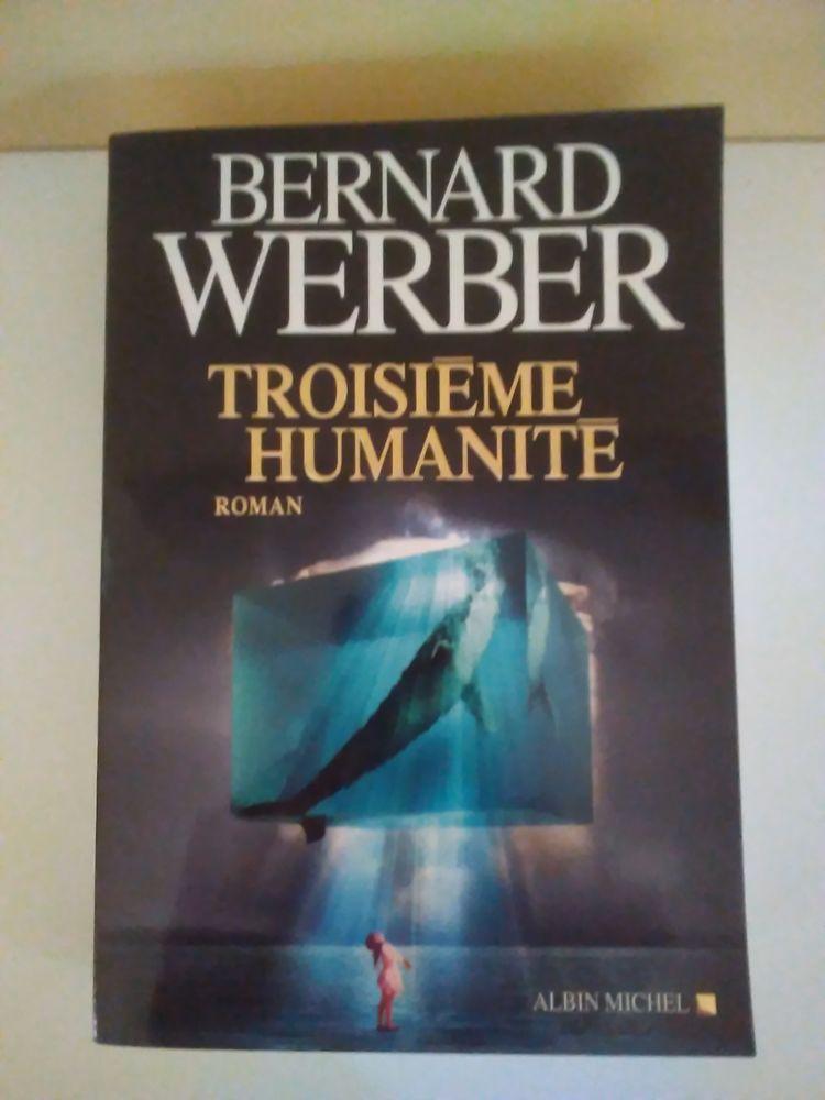 Bernard WERBER Troisième Humanité broché 12 Villeneuve (33)