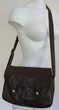 Besace cuir marron LONGCHAMP Maroquinerie