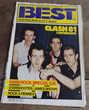 Best revue  n° 152 Clash 81