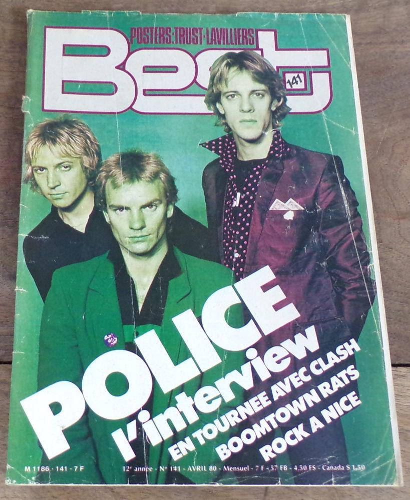 Best revue n° 141 Police  6 Laval (53)