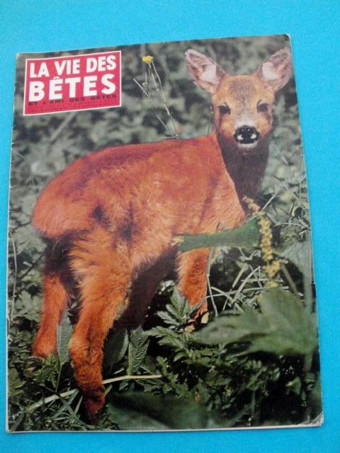 LA VIE DES BETES et l'AMI DES BETES N° 96 Juillet 1966 6 Montauban (82)