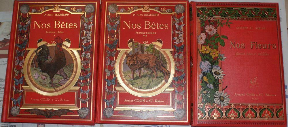 Nos bêtes , Nos fleurs 3 vol. 450 Montcy-Notre-Dame (08)