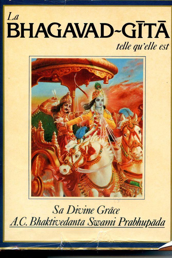 La Bhagavad-Gita telle qu'elle est,  15 Rennes (35)