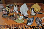 Bibelots en forme d'animaux,  5 Perreuil (71)