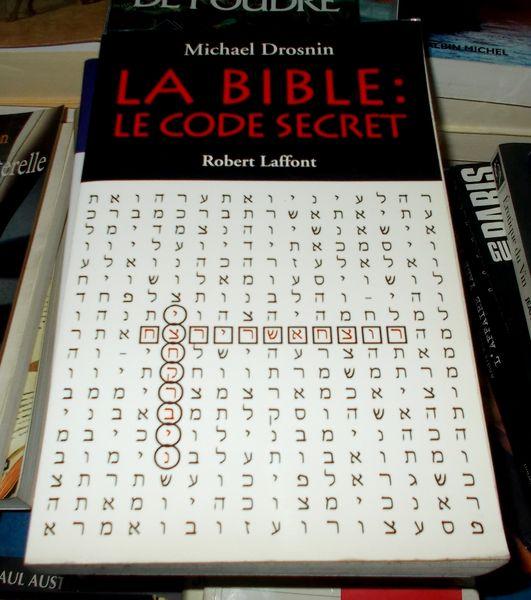 la bible le code secret de michael drosnin 10 Monflanquin (47)