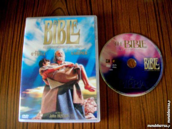 DVD LA BIBLE Ava Gardner - JOHN HUSTON 13 Nantes (44)