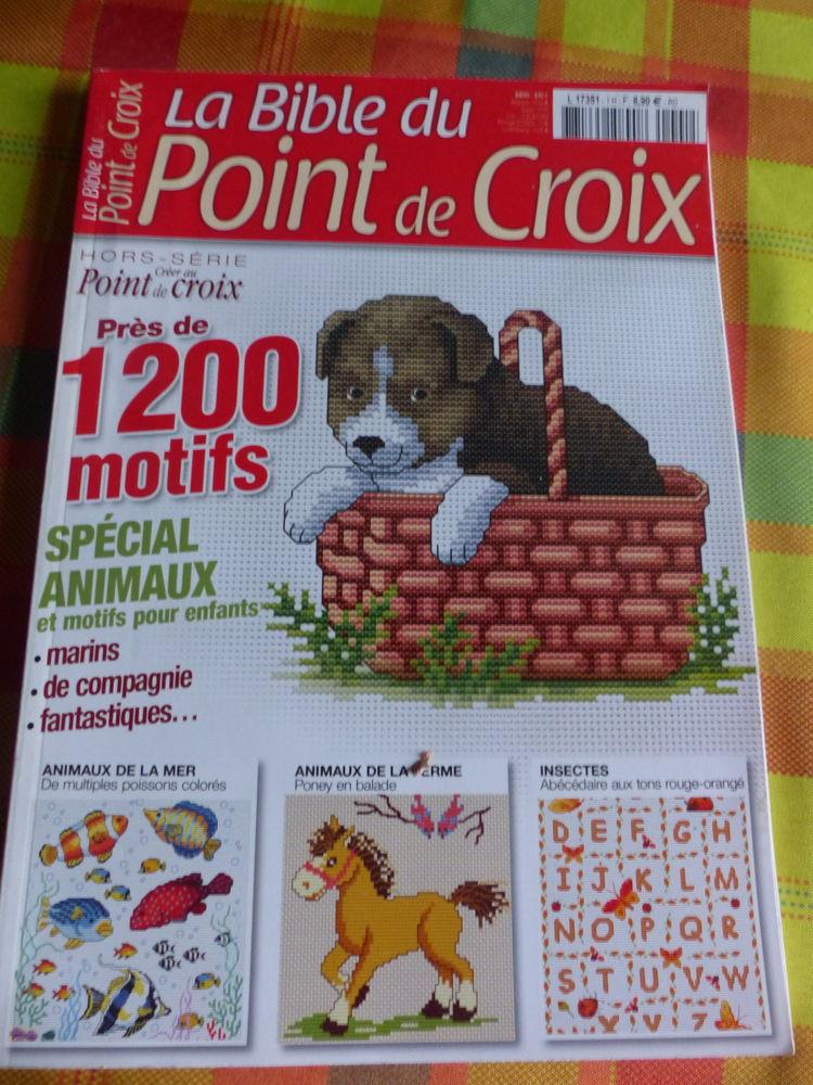 LA BIBLE DU POINT DE CROIX  1200 motifs 6 Roclincourt (62)