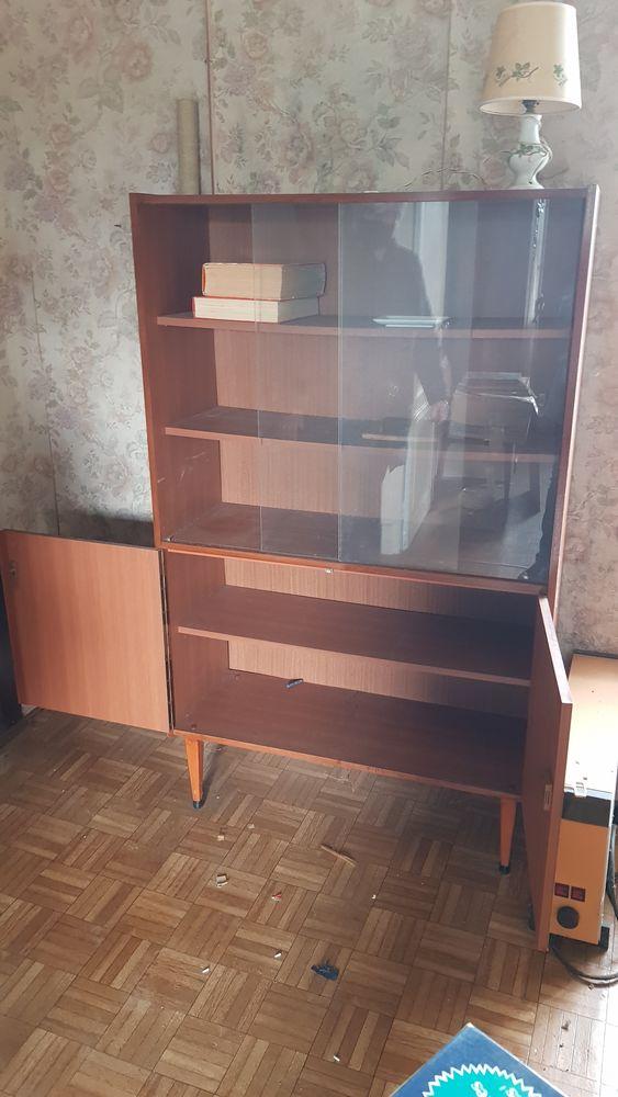 Bibliothèque années 60 0 La Motte-Servolex (73)