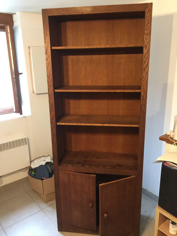 bibliothèque en bois 0 Aulnoye-Aymeries (59)