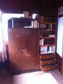 Bibliothèque + bureau  0 Cagnes-sur-Mer (06)
