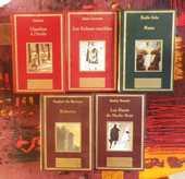 LOT DE 5  LA BIBLIOTHEQUE DES CHEFS D'OEUVRE  10 Attainville (95)