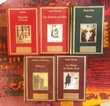 """LOT DE 5 """"LA BIBLIOTHEQUE DES CHEFS D'OEUVRE"""" Livres et BD"""