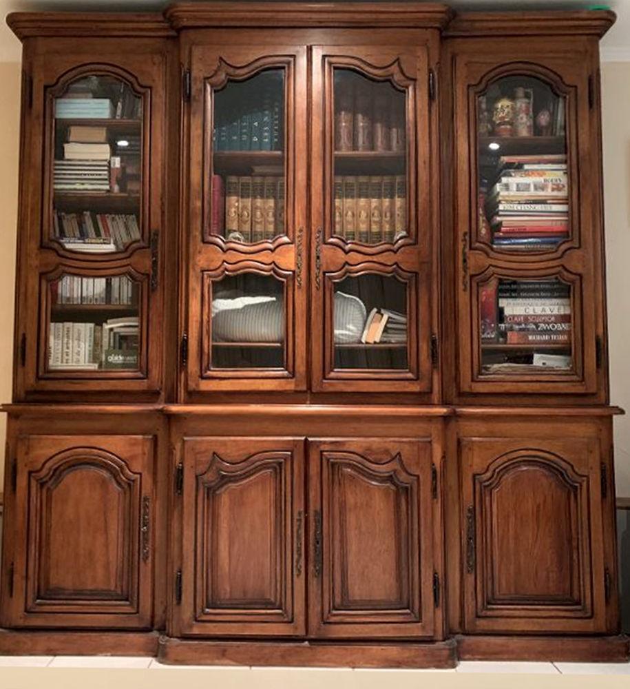 bibliothèque en chêne  550 Fréjus (83)