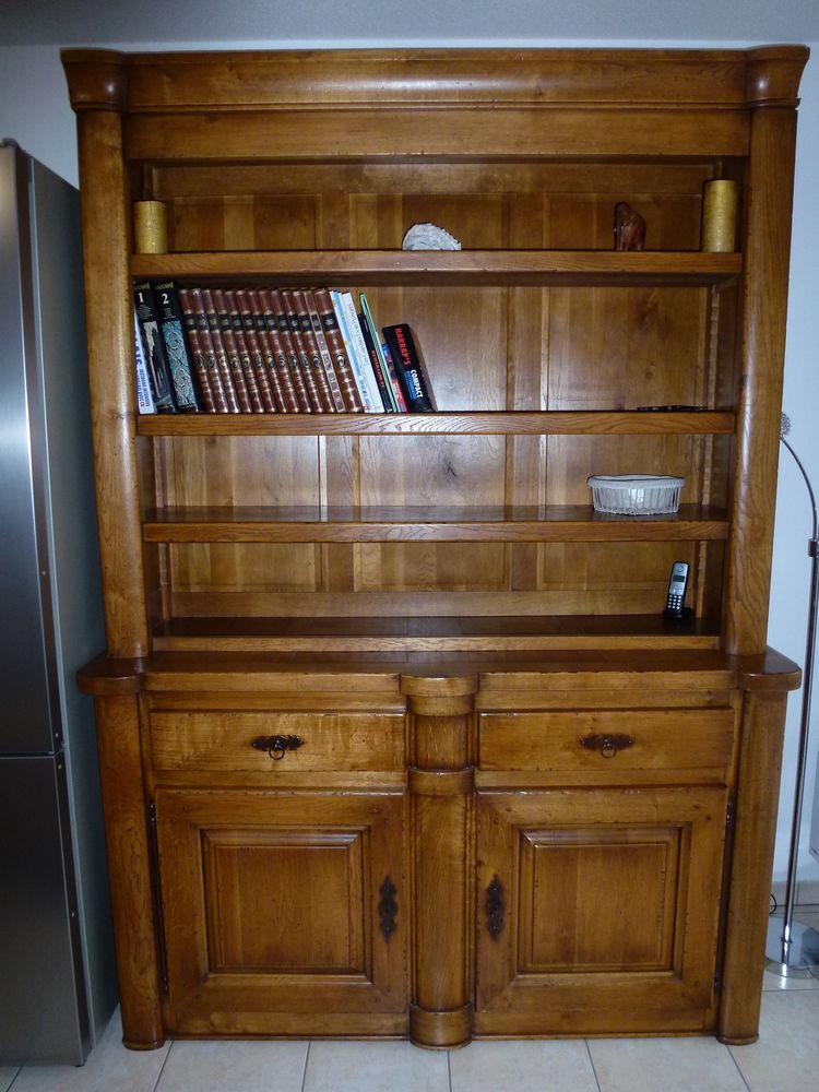 bibliotheque chêne 400 Thônes (74)