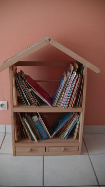 bibliothèque démontable 20 Saint-Rambert-d'Albon (26)