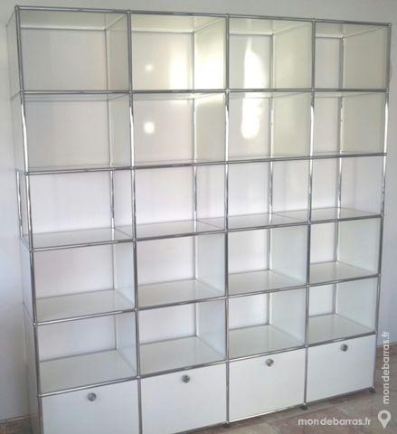 Bibliothèque usm haller modules de 50 cm 4200 Chenoise (77)