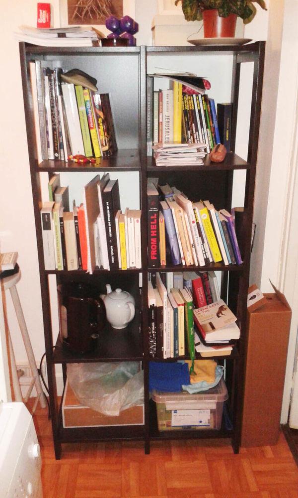biblioth ques occasion paris 13 75 annonces achat et vente de biblioth ques paruvendu. Black Bedroom Furniture Sets. Home Design Ideas