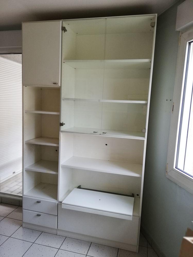 : bibliothèque, meuble télévision 65 Lyon 3 (69)