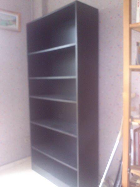 bibliothèque noire IKEA 25 Paris 20 (75)