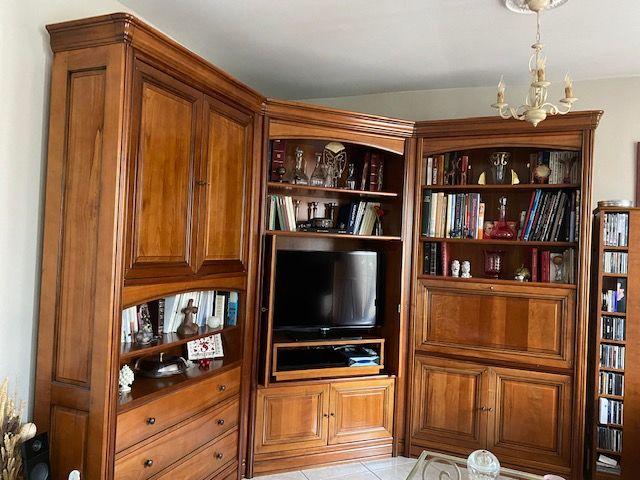 Bibliothèque-TV-HI-FI-Bar et rangements. 450 Décines-Charpieu (69)